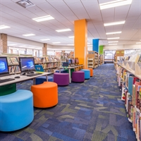 2016 Library Renovations: Naperville